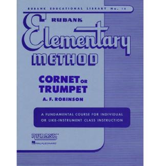 Cornet-Trumpet Books