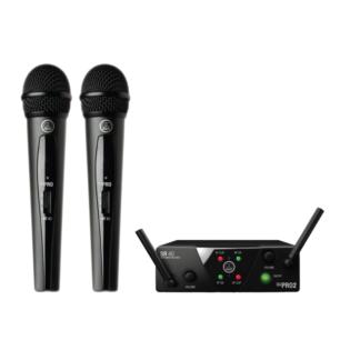 Wireless Microphones (Inalámbricos)